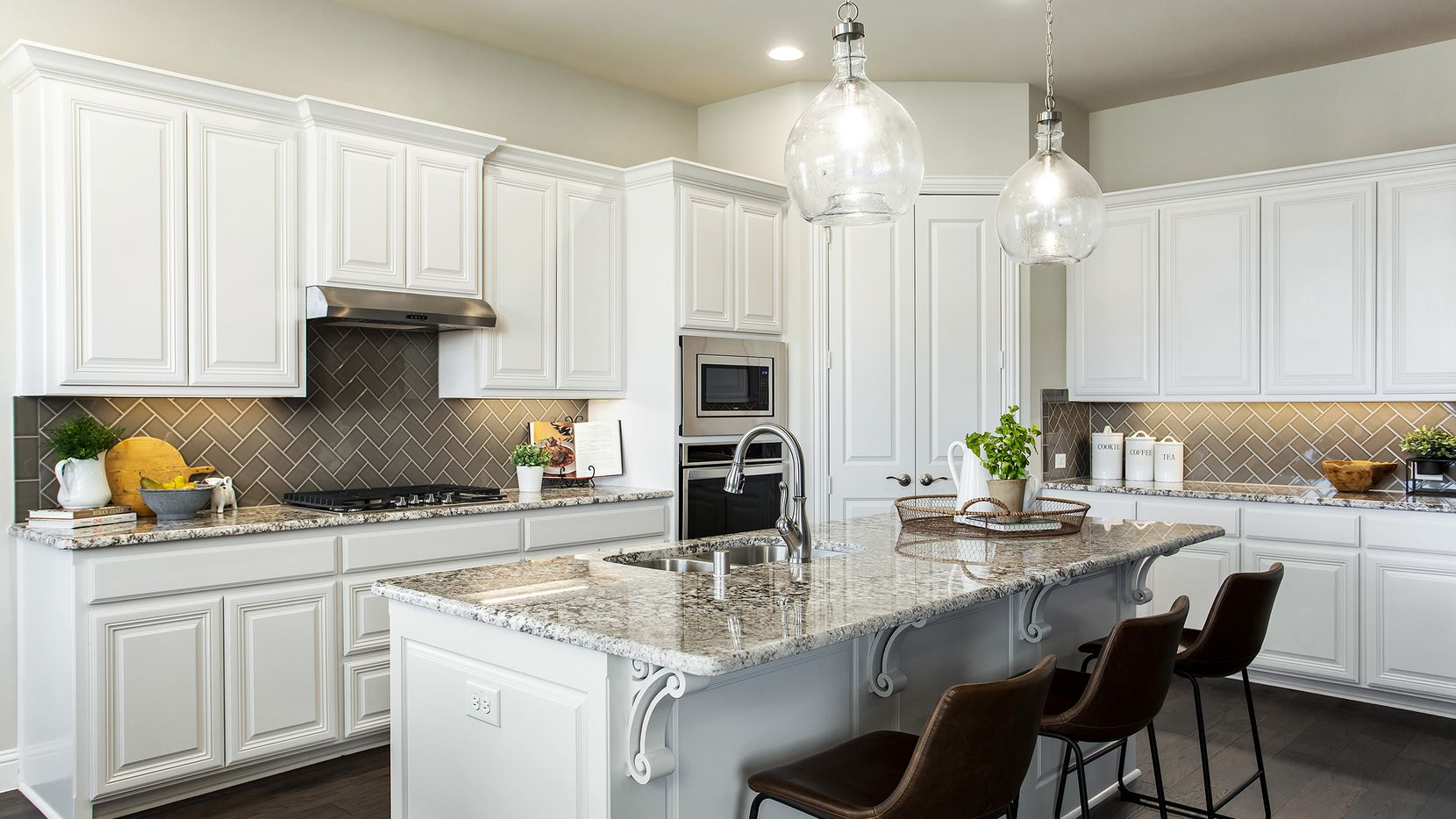 Move-in-ready homes are available at special pricing in Orchard Flower, an award-winning 55-plus community in Flower Mound.