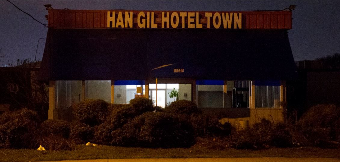 A judge on Wednesday ordered Han Gil Hotel Town in Dallas to stop operations after prosecutors said it served as a breeding ground for criminal activities and drug deals.