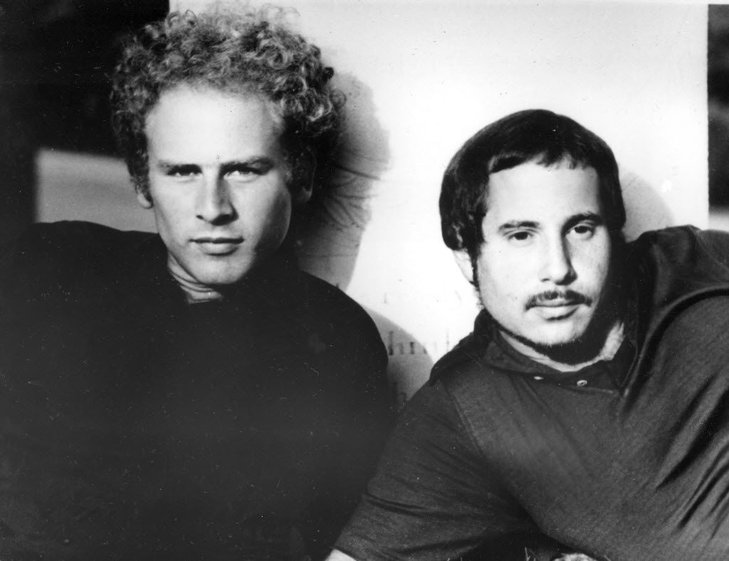 "The music of Art Garfunkel (left) and Paul Simon is an unforgettable part of ""The Graduate."" (The Associated Press)"