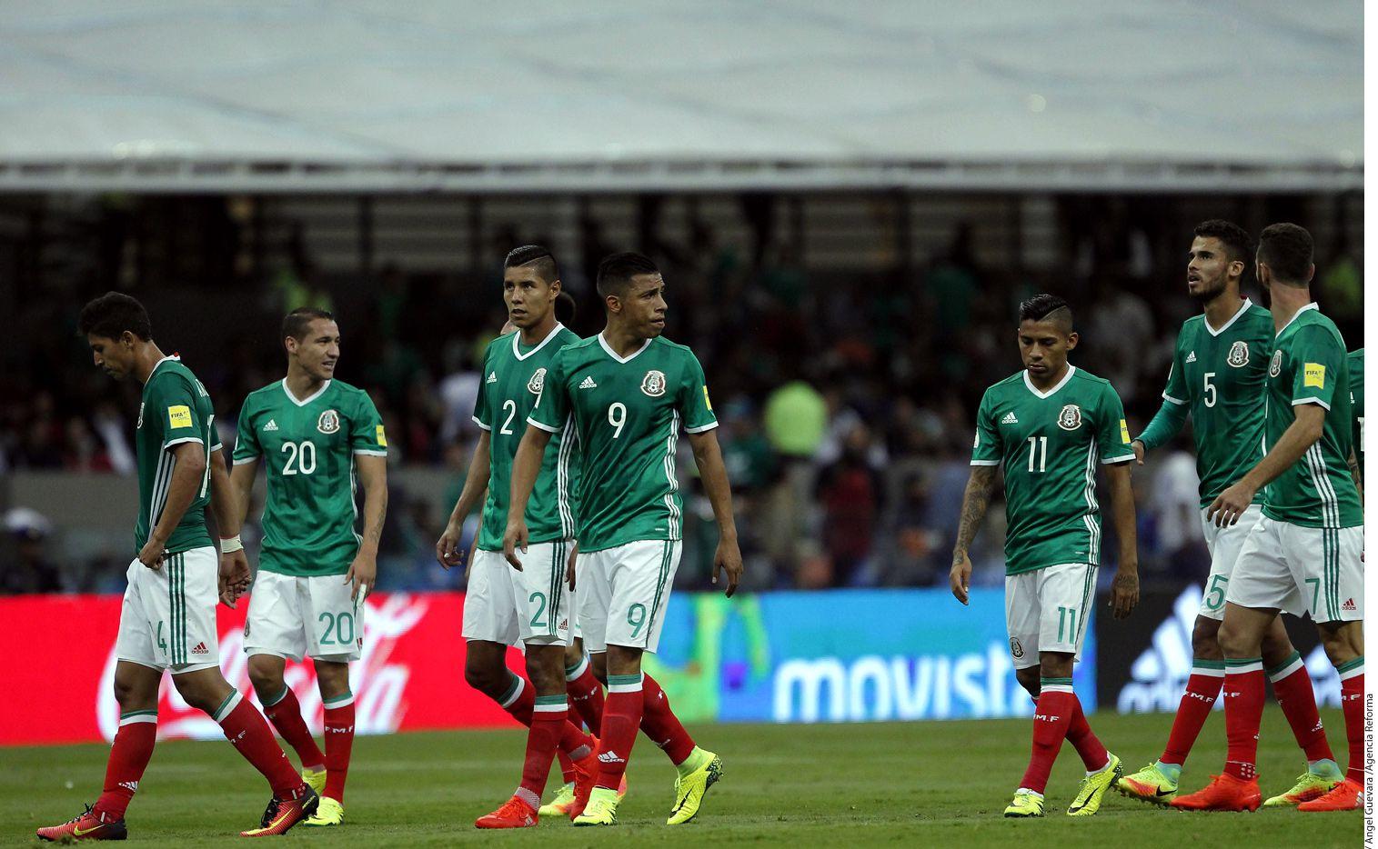 Juan Carlos Osorio no se guardó nada con la Selección Mexicana y eligió a sus mejores piezas para buscar el liderato del Hexagonal. /AGENCIA REFORMA