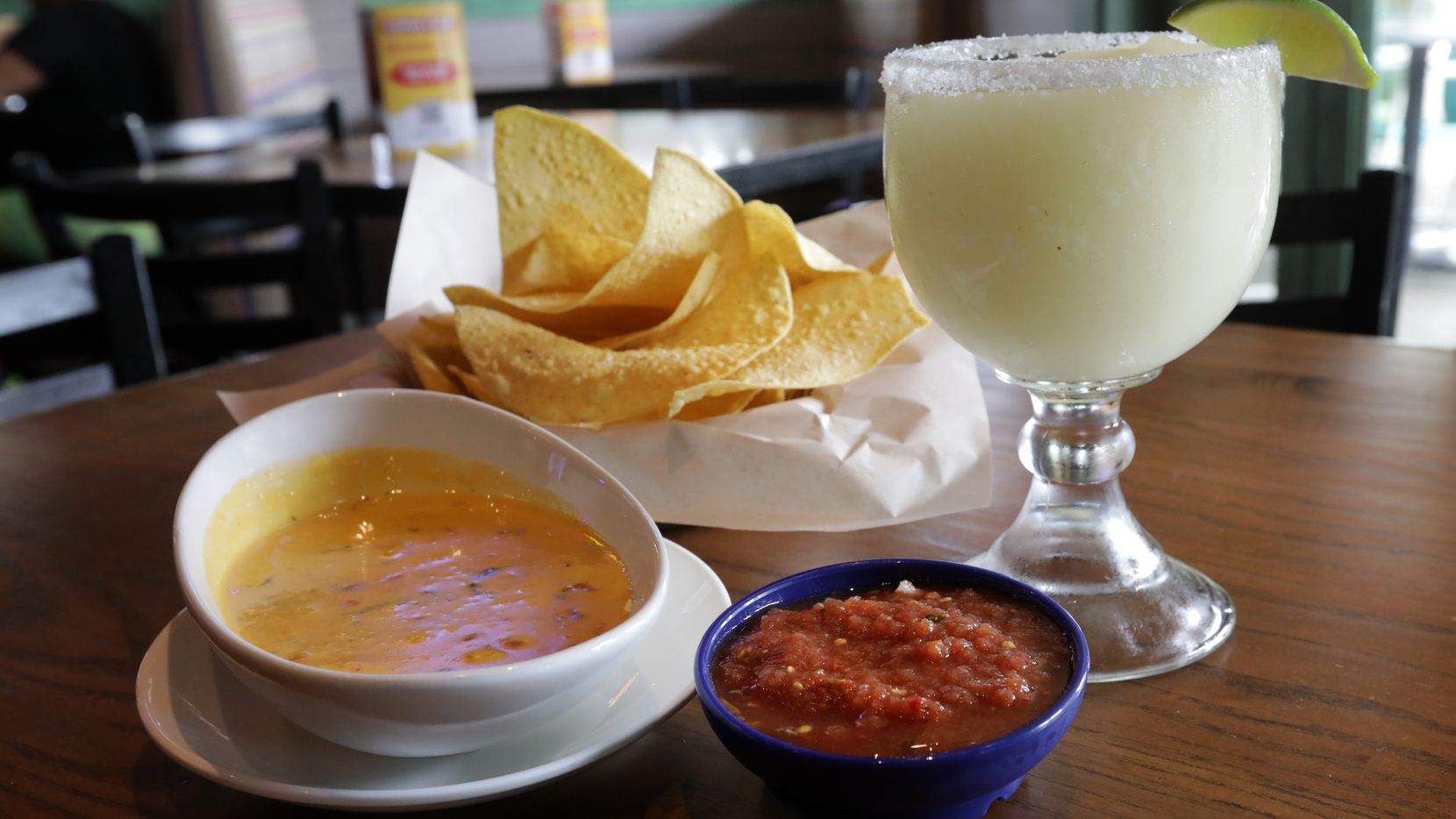 Queso is the most popular menu item at On the Border. For that reason, the Irving-based company has launched a program where fans can spend $1 and get free queso for a year.