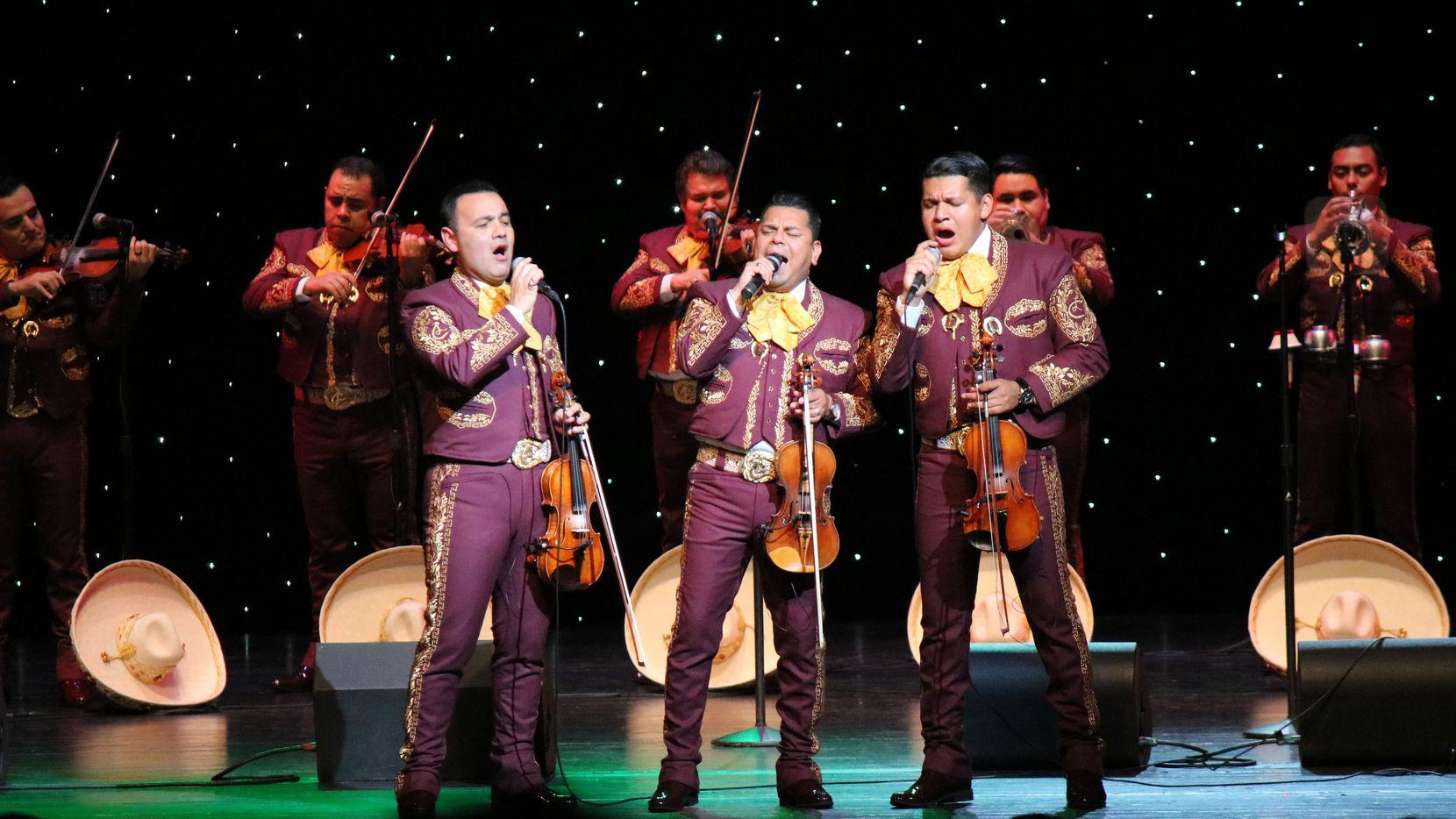 El Mariachi Los Camperos, ganadores del Grammy estarán presentes en el festival organizado por la Sinfónica de Fort Worth.