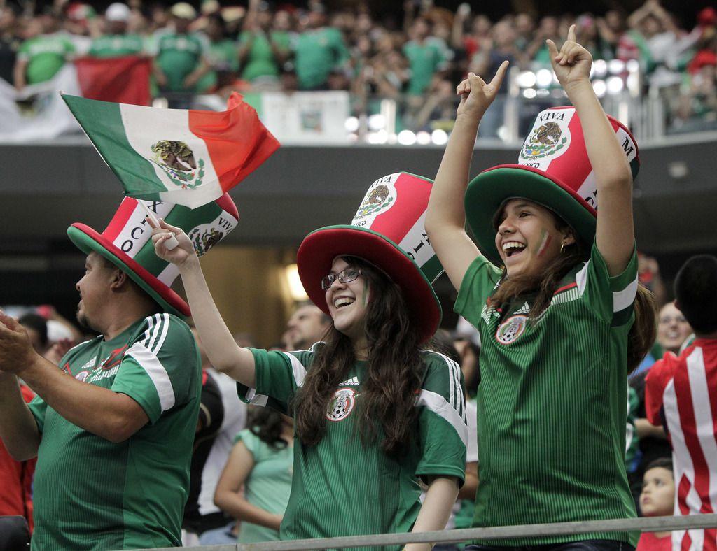 Los seguidores de la selección mexicana en Dallas tendrán la oportunidad de ver jugar al Tri en la fase de grupos de la Copa Oro.