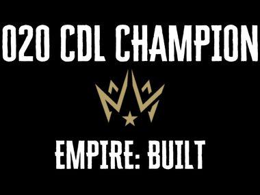 The Dallas Empire won the 2020 Call of Duty League championship on Sunday by beating Atlanta FaZe.