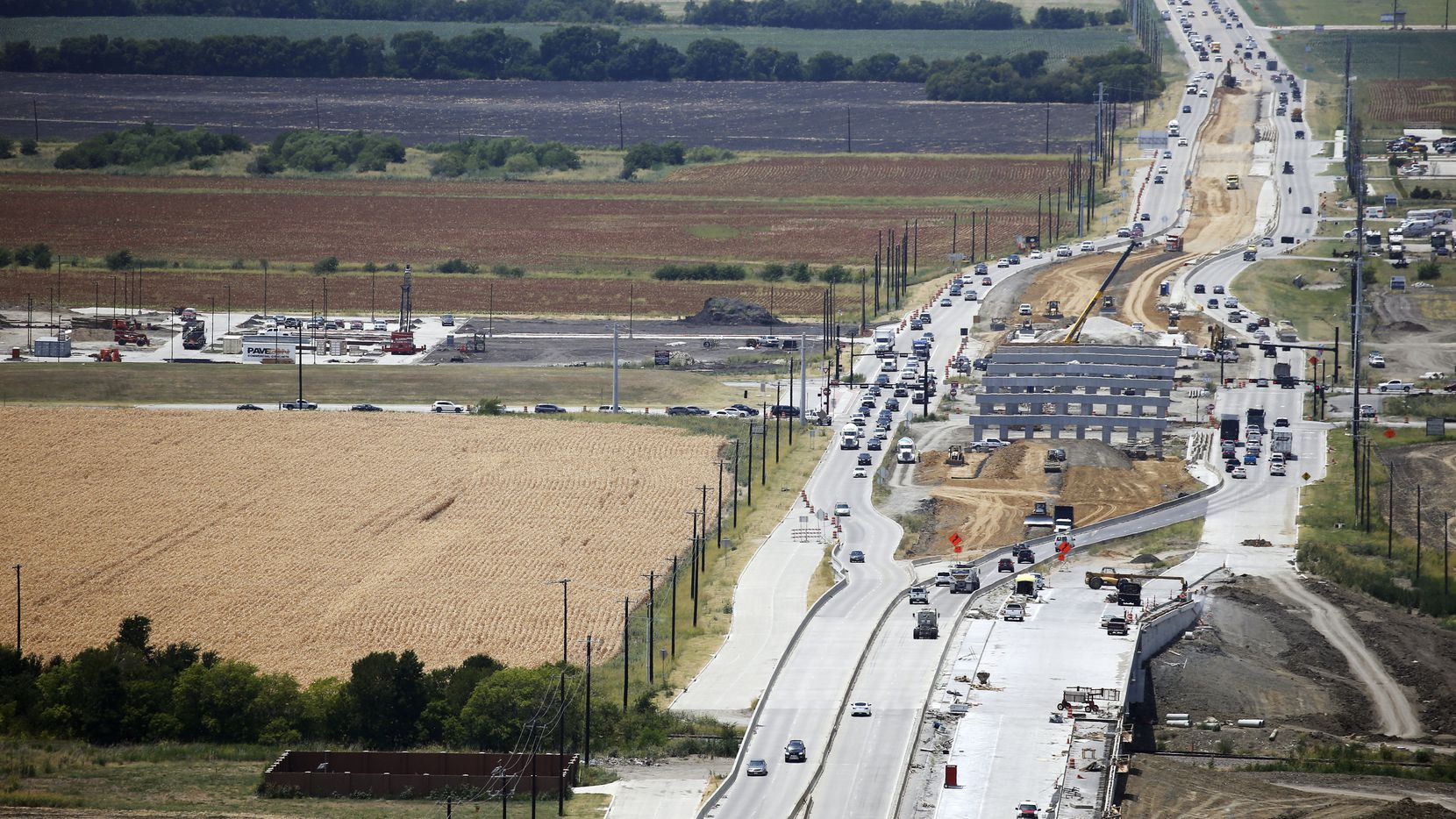 The U.S. 380 corridor through Denton and Collin counties is one of the fastest-growing new home markets in North Texas.