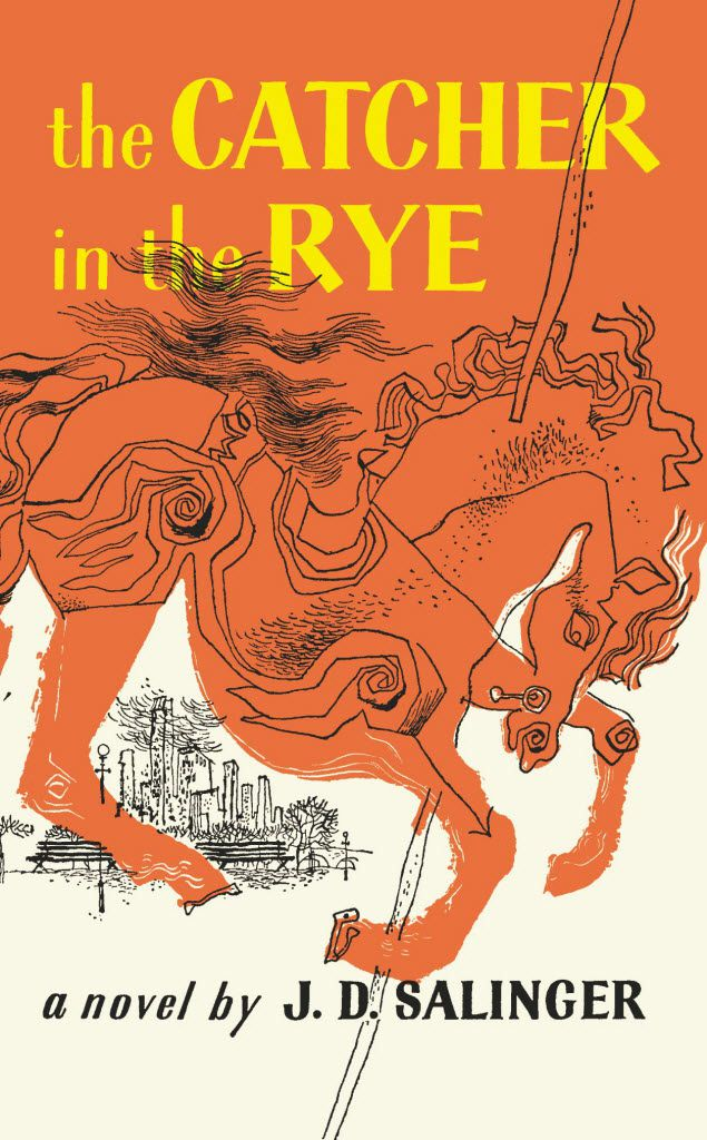 The beloved novel The Catcher in the Rye is among the titles that will be made available as e-books starting Aug. 13.
