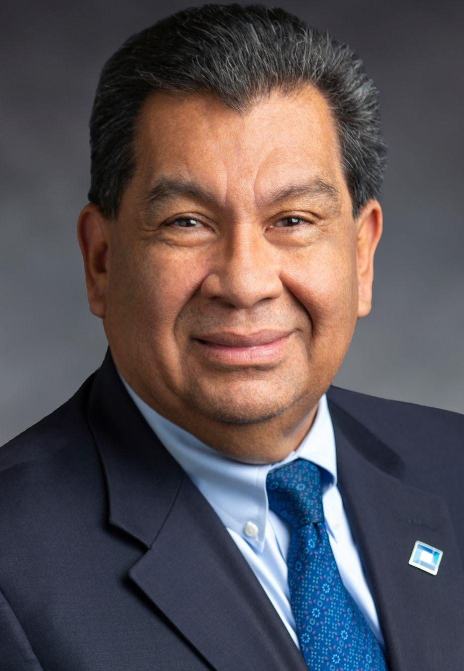 Dr. Alejandro Arroliga is the chief medical officer of Baylor, Scott & White Health