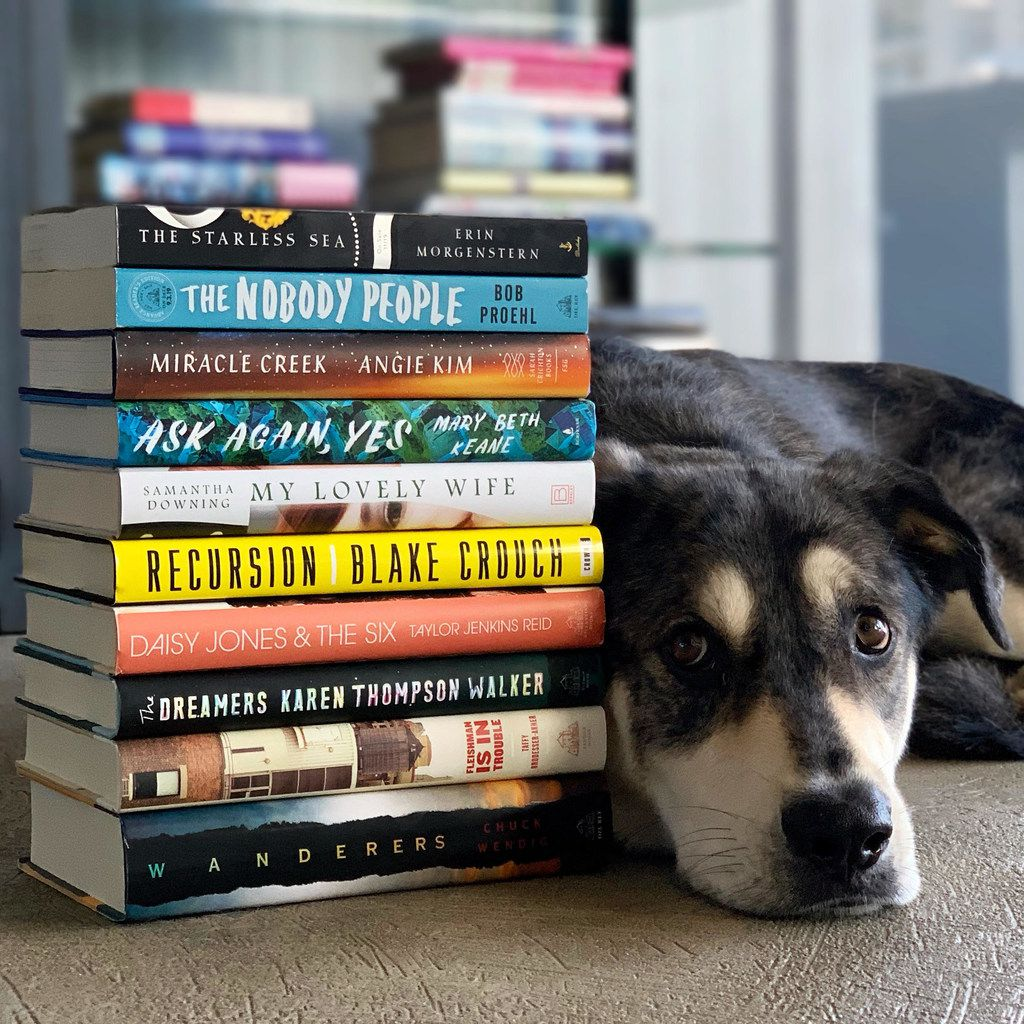 """Jordan Moblo says that Bookstagram has become his favorite creative outlet. """"It's very quirky — you find there are all these little worlds,"""" he says. """"I'm finding new books, I feel like I'm getting an education in authors I wouldn't normally read, and I'm making friends I stay in touch with on a daily basis."""""""