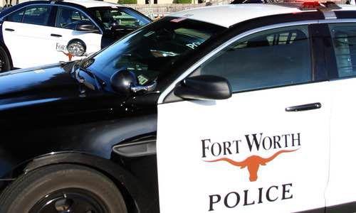 El Departamento de Policía de Fort Worth investiga el caso del secuestro de una menor. Foto DMN.