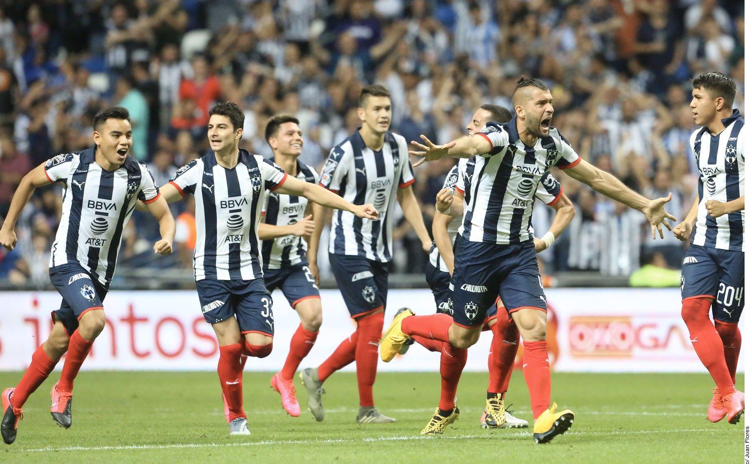 Rayados de Monterrey se impuso 1-0 a los Xolos de Tijuana en la ida de la final de la Copa MX.