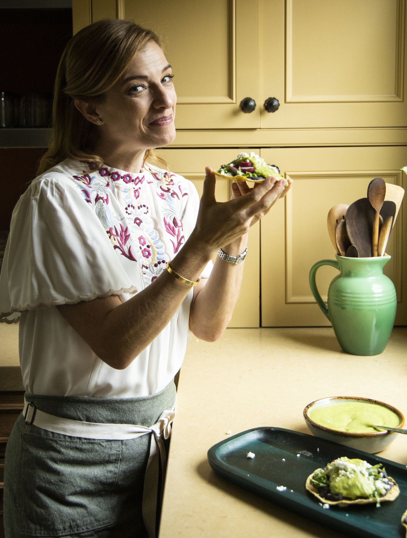 Pati Jinich is host of the popular James Beard Award winning and Emmy nominated PBS series Pati's Mexican Table. She's also a big fan of cooking with avocados during the holiday season and just about any day, she said.   Courtesy of Pati's Mexican Table.