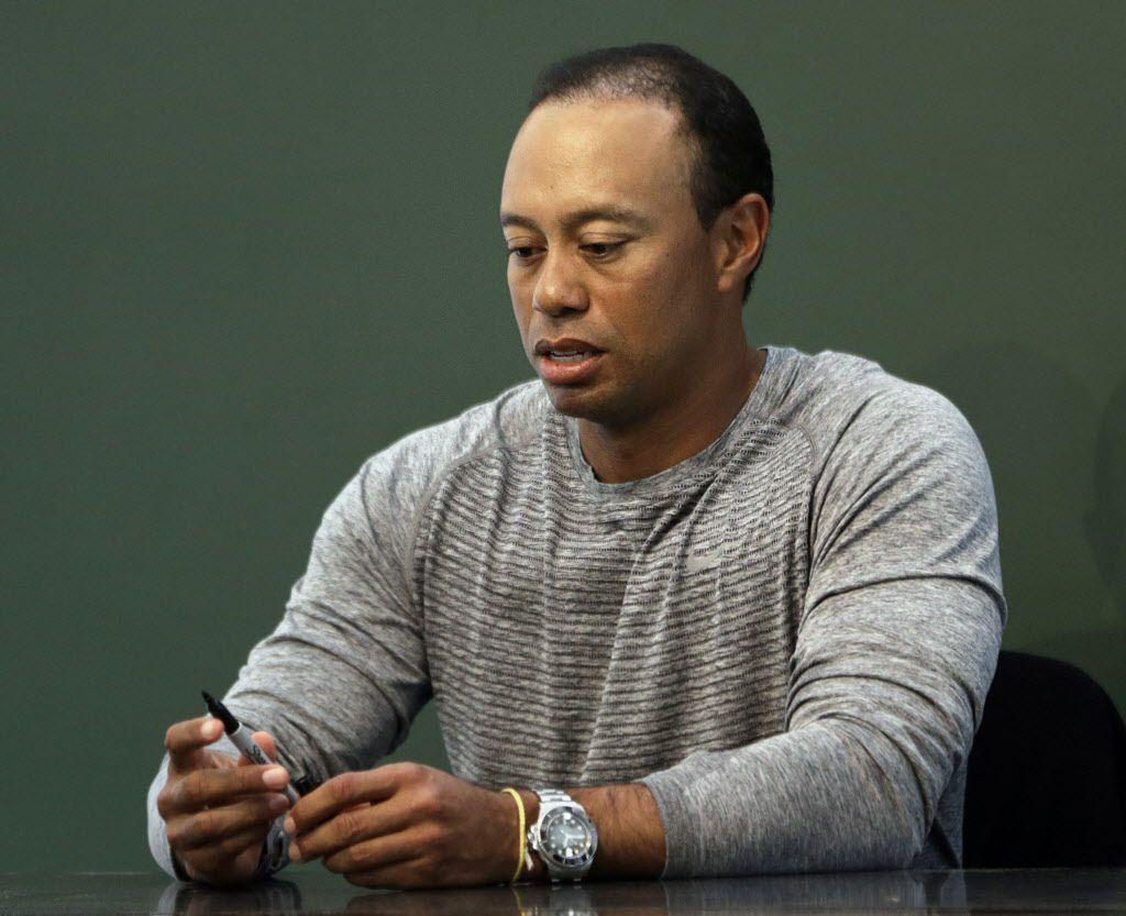 El golfista Tiger Woods./ AP
