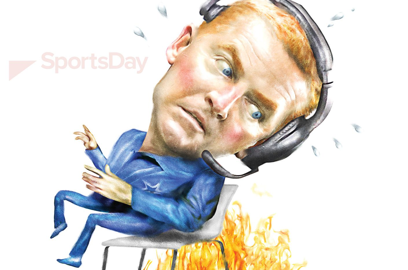 Illustration by Michael Hogue/The Dallas Morning News
