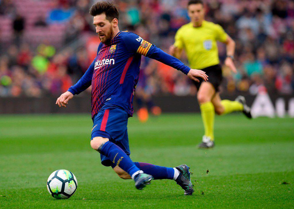 Lionel Messi y el Barcelona están en pláticas para continuar con su relación.