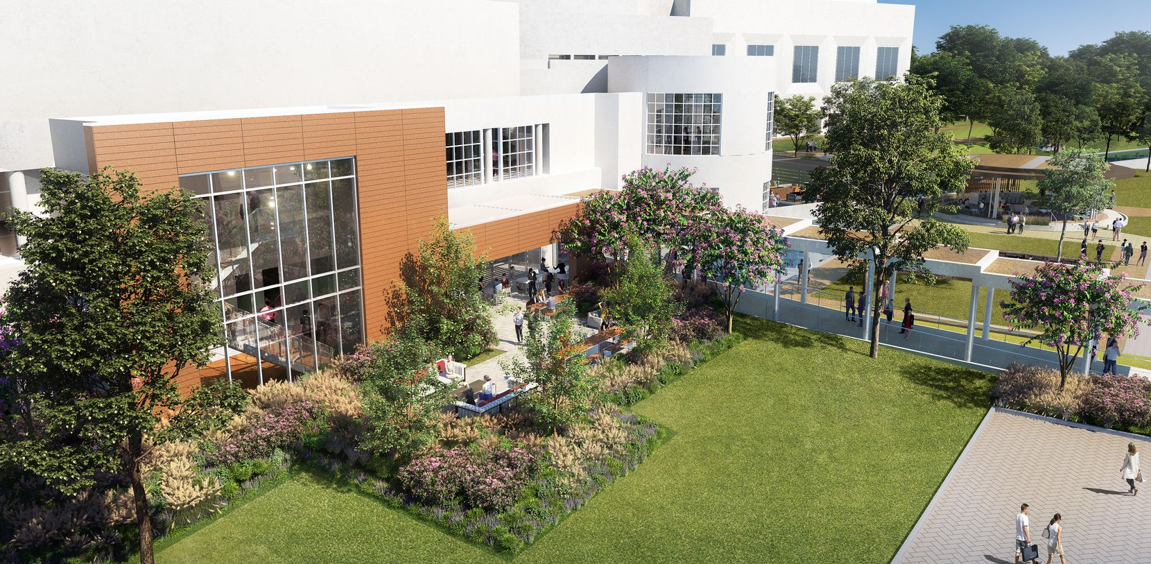 GlenStar plans to add new outdoor space to the Solana campus.