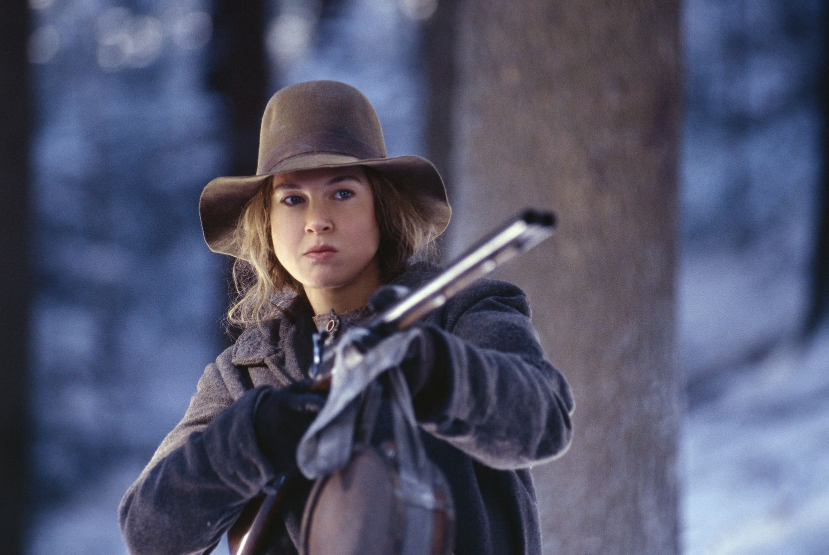 Renée Zellweger in Cold Mountain, for which she won the Oscar as Best Supporting Actress in 2004.