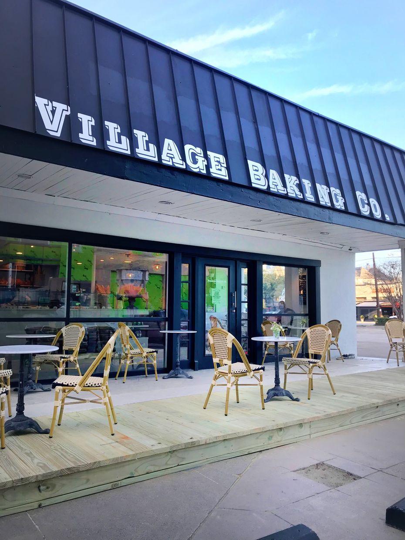 Village Baking Co.'s second shop in Dallas opened Jan. 12, 2021 on Travis Street in Dallas, near the Katy Trail.