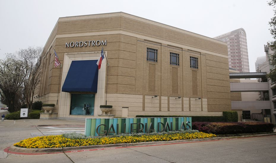 Nordstrom Galleria in Dallas.