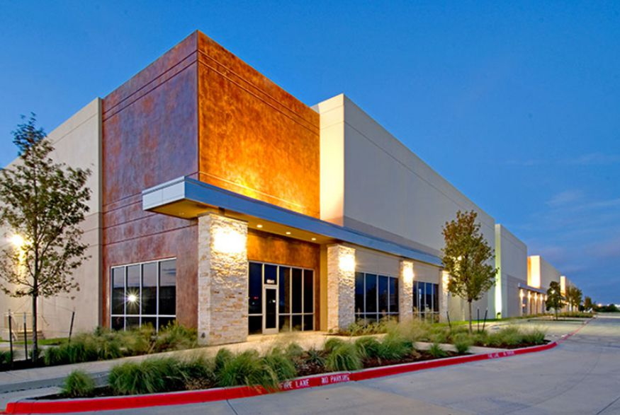 The Parc 114 industrial park in Irving is one of Colony Capital's local holdings.