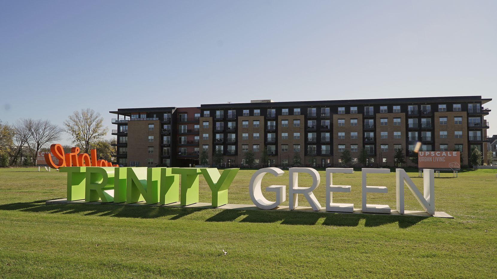 Houston-based Barvin Building Communities just bought the Los Altos Trinity Green Apartments on Singleton Boulevard in West Dallas.