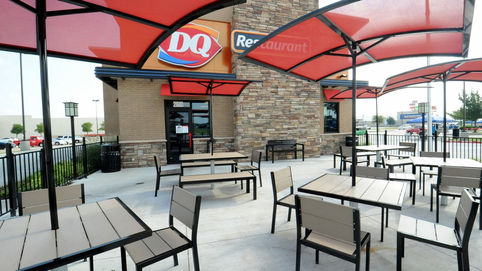 Dairy Queen franchisee Michael Clarke's nine fast-foot shops have closed, including this one in Grand Prairie, photographed in 2014.