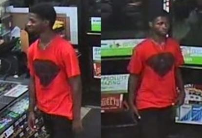 Police have released surveillance images of the suspect in the Aug. 6 attack.