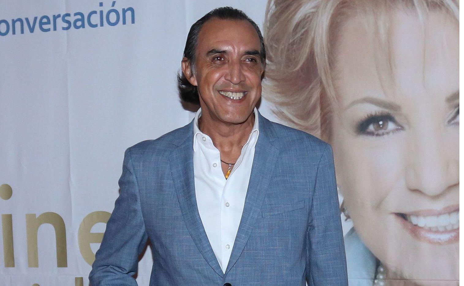 A tres años de que padeció la enfermedad, el actor Luis Felipe Tovar se siente más feliz y sano que nunca.