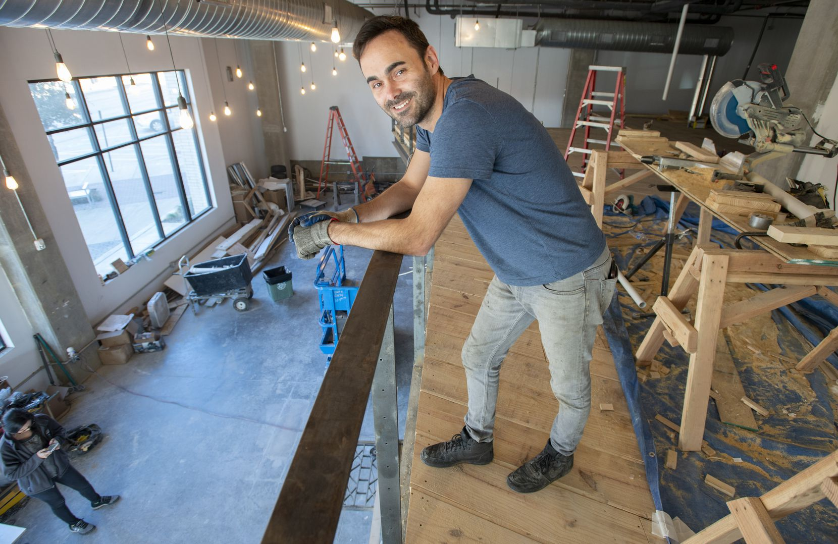 Joshua Moore is owner of Inclusion Coffee.