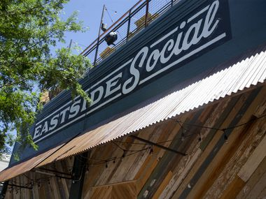 Eastside Social in Lower Greenville neighborhood in Dallas Thursday, May 30, 2019. (Shaban Athuman/Staff Photographer)