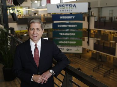 "Curtis Morgan, CEO of Vistra Corp., doesn't expect office workers to return to the company's headquarters in Irving until 2021 — and maybe the latter half of the year. ""I hope I'm wrong,"" he said. ""But I don't think so."""