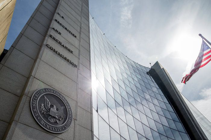 The U.S. Securities and Exchange Commission, in Washington, D.C.