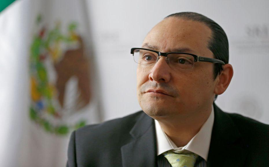 Francisco de la Torre, the Mexican consul general in Dallas
