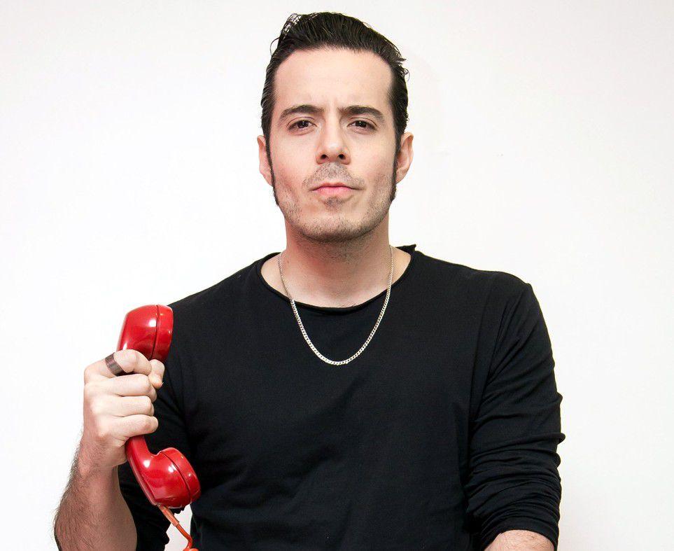 José Madero, líder del grupo Pxndx, estima que sus fans lo siguen por su música y que ya lo conocen bien./AGENCIA REFORMA