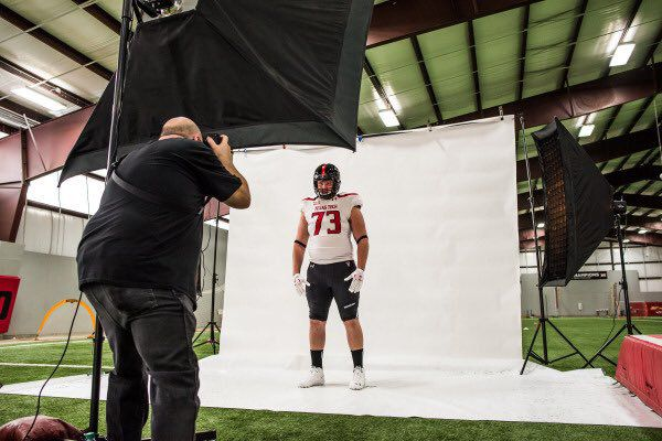 JUSTIN MURPHY / Sophomore OL / 6-foot-6, 310 pounds / 2015 stats: Played in five games and started at right guard in four games before season ending injury / Notable: Justin Murphy was a force on the Texas Tech offensive line before a season ending injury against Baylor on Oct. 3. Murphy and company had allowed one sack through the span of five games Murphy played in. Although missing a majority of the season, Murphy is set to start for the Red Raiders during the 2016 season along with seniors Tony Morales and Baylen Brown.