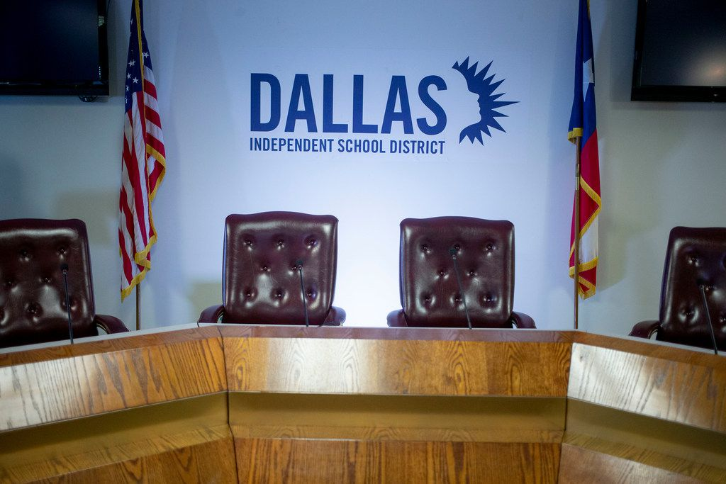 Karla Garcia and Camile White  are vying for Dallas ISD's District 4 seat.