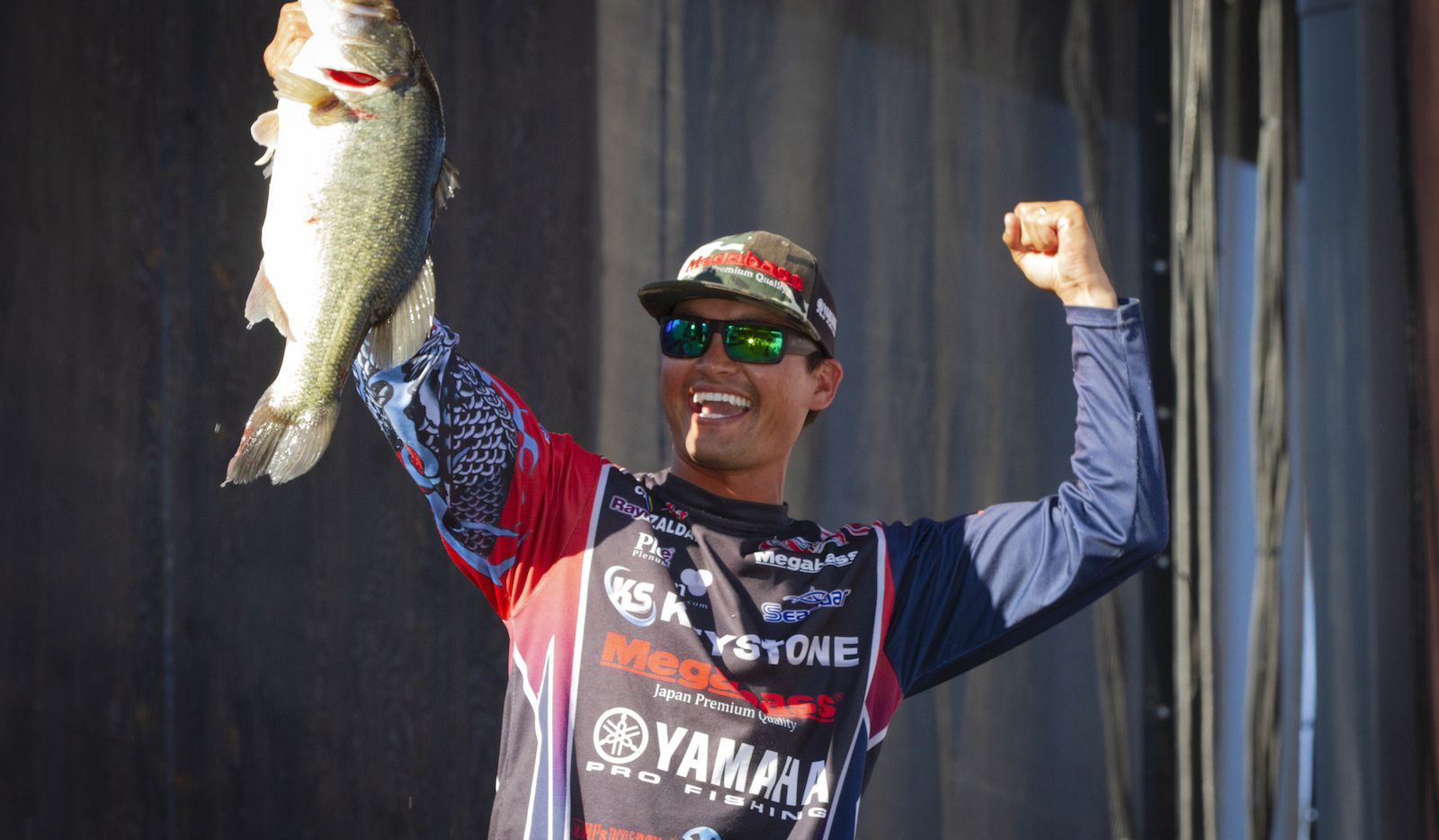 Fort Worth s Chris Zaldain is one of eight Texas Elite Series pros looking to nail down a spot in the 2021 Bassmaster Classic that will be held on Lake Ray Roberts in North Texas next March. The springtime event hosted by the Fort Worth Sports Commission and Visit Fort Worth will be the third Classic held on Texas waters since 1979.