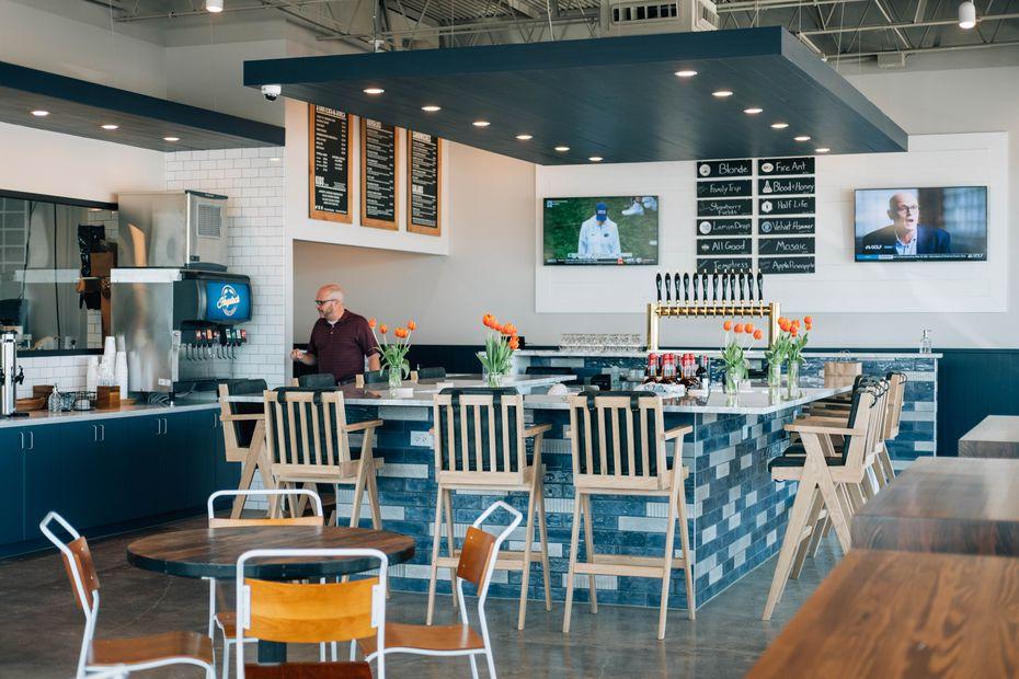 Haystack Burgers & Barley is open in Lakewood.