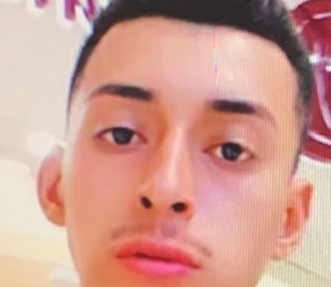 A murder warrant was issued for Cuahutemoc Merlan, 21, who police said opened fire just before 8 p.m. Friday in the 4200 block of West Walnut Street in Garland.