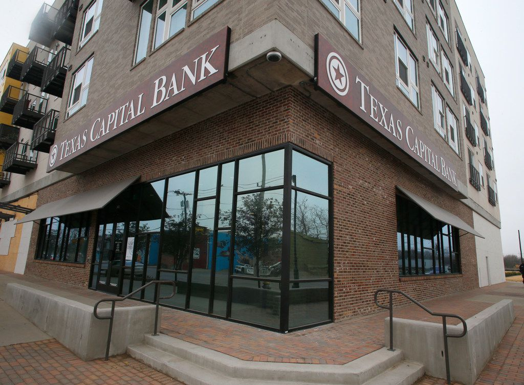 Texas Capital Bank is opening what it boasts is the Trinity Groves neighborhood's first and only retail bank in hopes that it can spur growth without leaving behind longtime West Dallas community members.