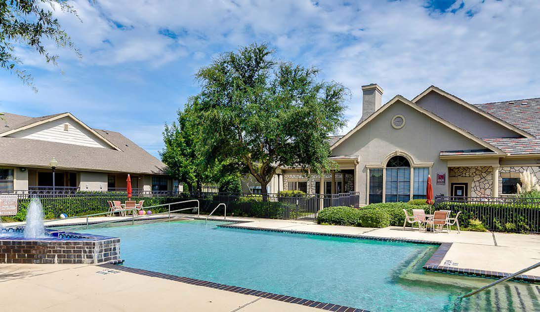 Primrose of Cedar Hill apartment community sold to Kaufman Investments.