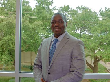 Gerald Hodges is Grand Prairie's new community inclusion coordinator.