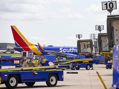 The changes will reduce Southwest Airlines' average daily flights to 3,304 in September-October and to 3,420 in October-November.