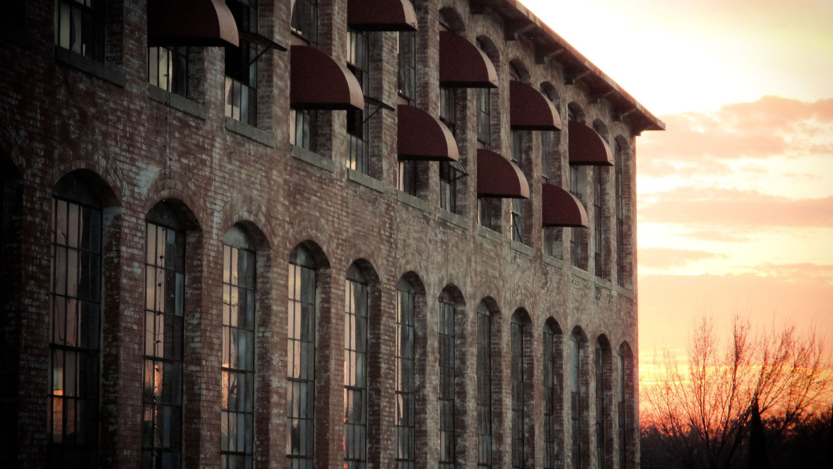 A photo shows the Cotton Mill, which has housed successful startups in the past and will soon be the home base of MyTelemedicine.