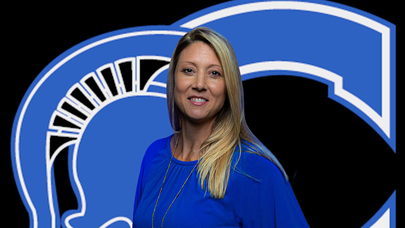 Jessica Tyler was named the new volleyball coach at Burleson Centennial on Monday. (Photo courtesy of Burleson ISD)