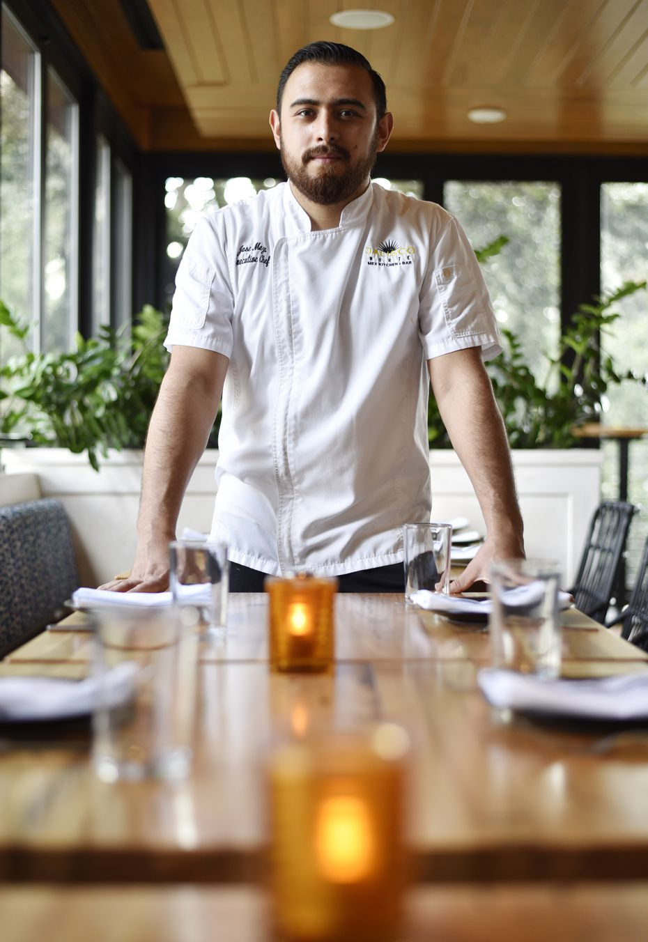 Executive Chef Jose Meza will remain at Jalisco Norte in Dallas.