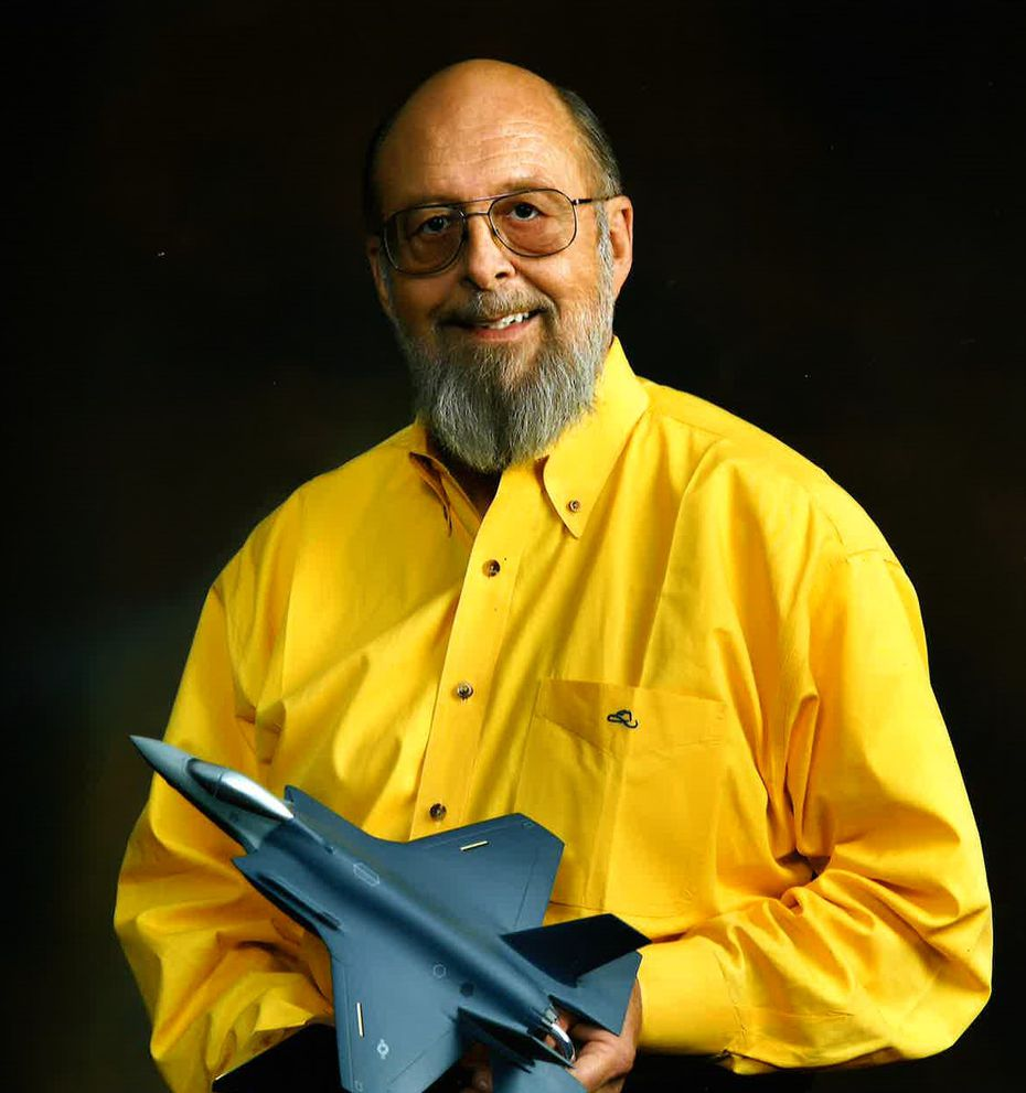 "Robert ""Bob"" Boykin worked for Lockheed Martin for 40 years."
