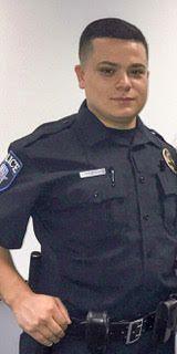SMU Officer Josh Benavides