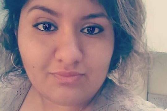 Yesenia Gutierrez was killed Friday when burglars broke into her apartment, police said.