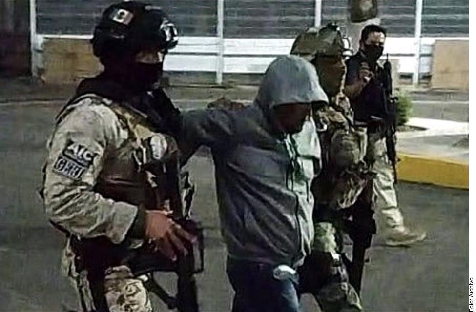 Bajo un fuerte operativo de seguridad, José Antonio Yépez, 'El Marro', fue trasladado al penal de Puentecillas, Guanajuato.