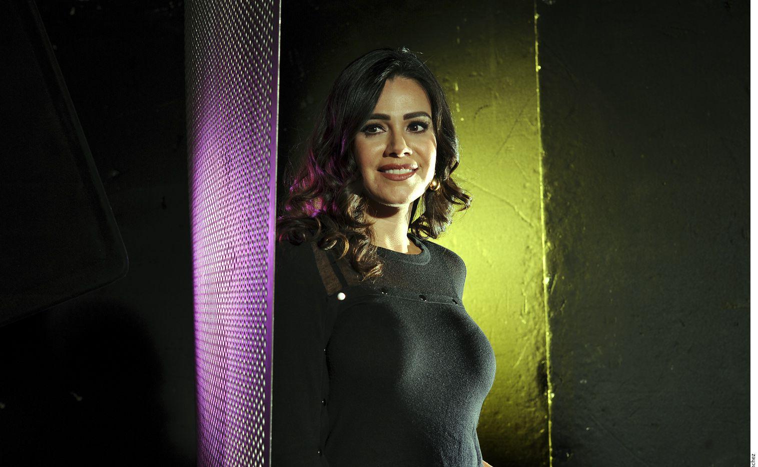 """La actriz Luz Elena González protagoniza actualmente la obra """"Por Qué las Mujeres Aman a las Cabronas"""". (AGENCIA REFORMA)"""